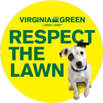 Respect the Lawn logo
