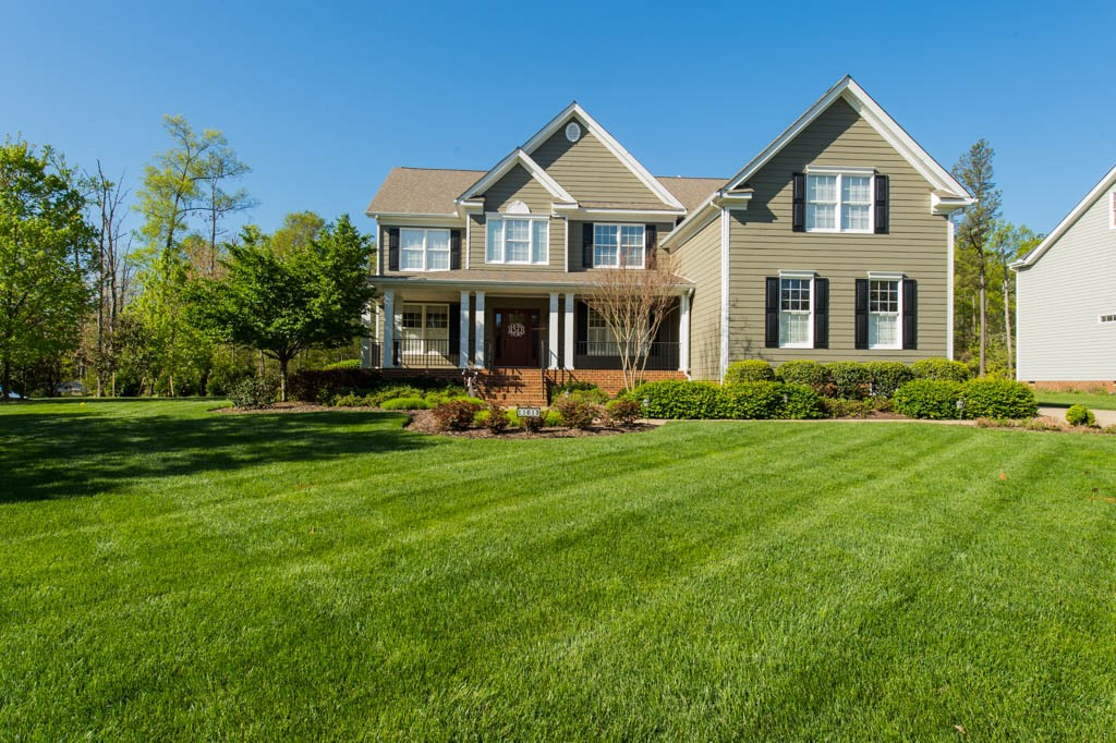 Virginia Green Lawn Care Cost